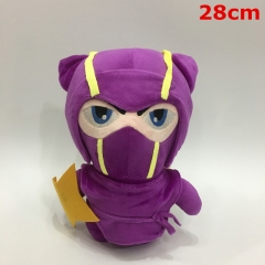 League of Legends Kennen Game Character Decorative Doll Anime Plush Toy
