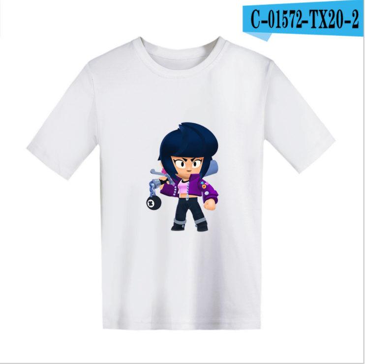 Domo Kun T-Shirt  Junior Boy size Speker Play Rock Kids Tee 4 Size