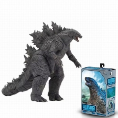 NECA 2019 Godzilla Movie Cosplay Cool Design Anime Figure Toy