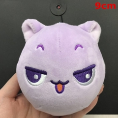 WeMatch Mew Game Cosplay Collection Cute Dolls Anime Plush Toy Pendant