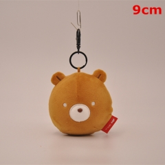 WeMatch Kiki Game Cosplay Collection Cute Dolls Anime Plush Toy Pendant