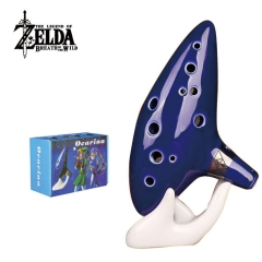 The Legend Of Zelda Anime Ocarina with Hand