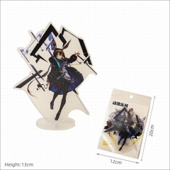 Arknights Game Movie Character Cartoon Cosplay Acrylic Anime Standing Plates