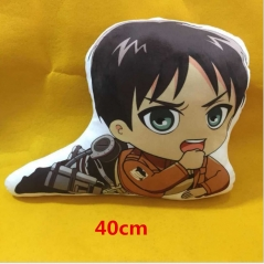 Attack on Titan Anime Plush Toy Cushion Shaped Pillow Boll