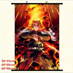 Demon Slayer: Kimetsu no Yaiba Cartoon Wallscrolls Waterproof Anime Wallscrolls