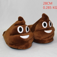 Funny Style Cute Cartoon Anime Plush Slipper