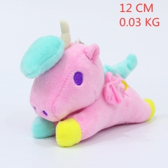 Gemini Unicorn Anime Plush Toy Doll