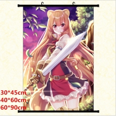 The Rising of The Shield Hero Cartoon Wallscrolls Waterproof Anime Wallscrolls