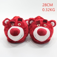 Disney Cute Cartoon Anime Plush Slipper