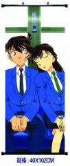 Detective Conan Cosplay Cartoon Wall Scrolls Decoration Anime Wallscrolls