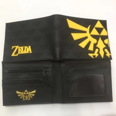 The Legend of Zelda Anime Carton Colorful PU Leater Wallet and Purse