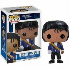 FUNKO POP Michael Jackson Character Toy  Anime PVC Figure 26#