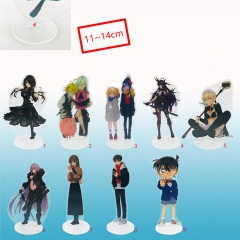 9 Different Cartoon Character Designs Arknights Cosplay Anime Standing Plate