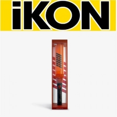 K-POP IKON WORLD TOUR  Concert Lightstick B.I BOBBY Fans Gifts Light Stick 35cm