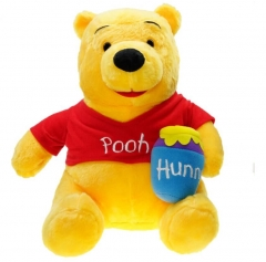 Winnie the Pooh Movie Cosplay Gift Dolls Anime Plush Toy