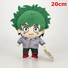 Boku no Hero Academia/My Hero Academia Midoriya Izuku Cartoon Character Doll Anime Plush Toy
