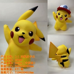 Pokemon Pikachu Anime Collection Toy Anime PVC Figure