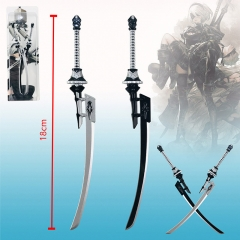 NieR: Automata Cartoon Cosplay Anime Weapen Metal Sword