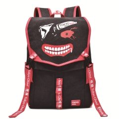 Tokyo Ghoul Cartoon Fashion Canvas Anime Backpack Bag