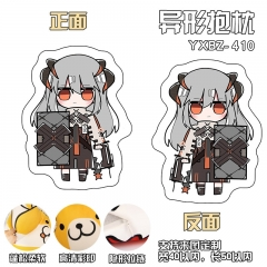 Arknights Custom Design Cosplay Cartoon Deformable Anime Plush Pillow