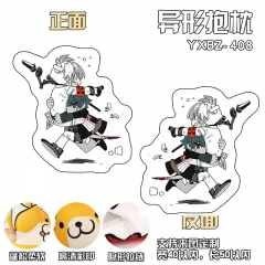 Arknights Cosplay Cartoon Deformable Anime Plush Pillow