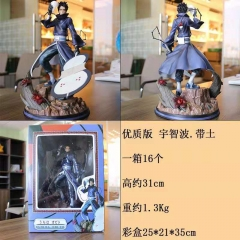 Naruto Uchiha Obito Anime Figure PVC Collection Cartoon Model Toy