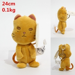 Fancy Cartoon Animal Cat Cosplay Gift Collection Doll Anime Plush Toy