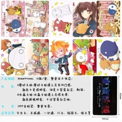 How to Keep a Mummy Anime Cartoon Pattern ID Card Stickers 10pcs/set (5 Sets)