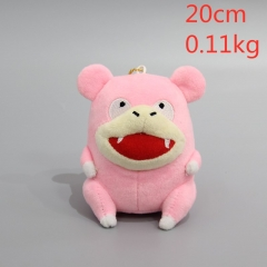 Pokemon Kong Idiot Anime Cartoon Plush Toy Stuffed Dolls 20CM