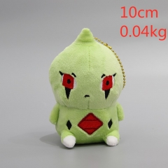 Pokemon Larvitar Anime Cartoon Plush Toy Stuffed Dolls Pendant 10PCS/Set 10cm
