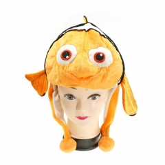 Finding Nemo Cute Cartoon Cosplay For Winter Unisex Anime Plush Hat