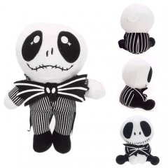 The Nightmare Before Christmas Jack Cartoon Stuffed Doll Kawaii Anime Plush Toys For Kids