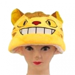 My Neighbor Totoro Cute Cartoon Cosplay For Winter Unisex Anime Plush Hat