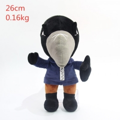 Brawl Stars Cartoon Cosplay Gift Collection Doll Anime Plush Toy