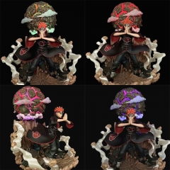 GK Naruto Pain Cartoon Character Glowing Collection Toy Anime PVC Action Figure