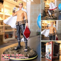 Naruto Uzumaki Naruto Collection Cartoon Model Toy Anime PVC Figure 29cm