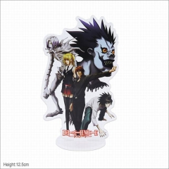 Death Note Acrylic Figure Fancy Anime Standing Plate