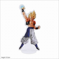 Dragon Ball Z Acrylic Figure Fancy Anime Standing Plate