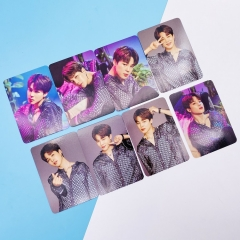 K-POP BTS Bulletproof Boy Scouts JIMIN Art Paper Postcard (8pcs/set)
