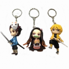 Demon Slayer : Kimetsu no Yaiba Cartoon Character Model Toy Anime PVC Figure 10cm
