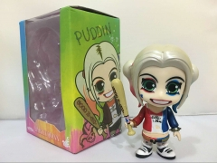 Suicide Squad Harley Quinn Anime Figure 10cm