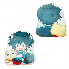 Boku no Hero Academia/My Hero Academia Cosplay Cartoon Deformable Anime Plush Pillow