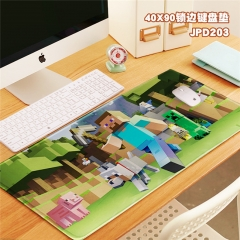 6 Styles Minecraft Anime Mouse Pad Table Mat