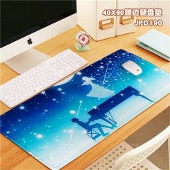 2 Styles Your lie in April Anime Mouse Pad Table Mat