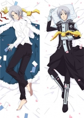 D.Gray-Man Cartoon Body Bolster Soft Long Print Sexy Girl Pattern Pillow 50*150cm