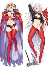 Fire Emblem Cartoon Body Bolster Soft Long Print Sexy Girl Pattern Pillow 50*150cm