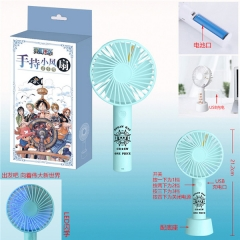 One Piece Cartoon Styles Anime Fan (  USB Interface )