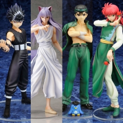 YuYu Hakusho Kurama Urameshi Yuusuke Anime Figure Collection Toy