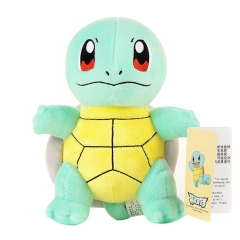 20cm Pokemon Squirtle Character Collection Doll Anime Plush Toys ( Original  )