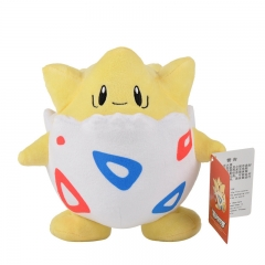 21cm Pokemon Togepi Character Collection Doll Anime Plush Toys ( Original  )